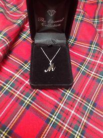 Avon Diamond Necklace