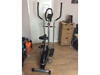 V-Fit 2 in 1 Cycle & Crosstrainer