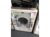 Intergrated washing machine new in package 12 months gtee RRP£349