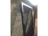 Pair of HEAVY DUTY SECURITY GATES