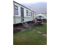 HOLIDAY STATIC CARAVAN FOR RENT AT HAVENS FLAG SHIP DEVON CLIFFS EXMOUTH IN DEVON BOOK TODAY