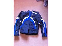motor bike jacket and trousers