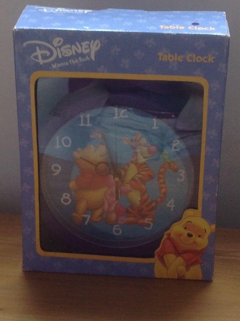 Reduced: Brand New. Disney Clock