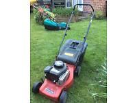 Petrol- Briggs & Stratton engine lawn mower for sale