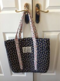 Jack Wills Tote Shopper bag
