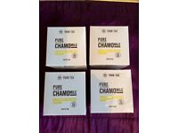 Job Lot 150 Boxes of Chamomile Pure Tea (3750 Bags in Total) Perfect for Cafes, Resale, etc