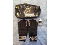 Pro Style goalkeeper goalie gloves