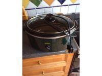 4 litre Oval slow cooker