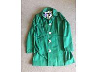Bowden ladies coat size 14 green