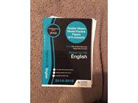 CfE Higher Past Paper Textbooks, English, Mathematics, Biology, Chemistry, Physics