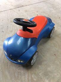 Children's BMW car