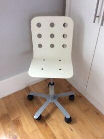 Kids IKEA swivel chair