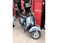 Smoke grey vespa px 125 for sale