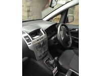 Vauxhall Zafira 7 Seater. Great Condition. Good reason for sale.