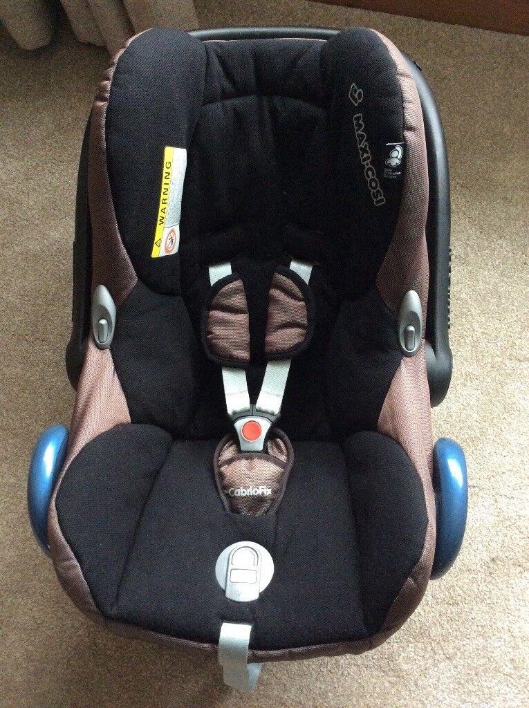 Maxi Cosi Cabriofix Car Seat Cover
