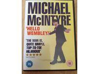 Michael McIntyre DVD - Live 2009 - Hello Wembley.