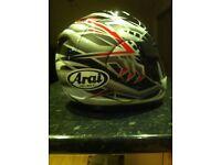 Motorcycle helmet Arai