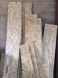 OSB OFFCUTS FREE COLLECTION