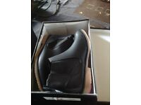 Brand new black leather Chelsea boots size9