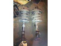Mercedes clk front shocks 824904000281