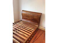Solid Jali Wood bedroom furniture set