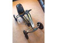 Dino Speedy ZF Pedal Go Kart (Mint Condition!)