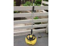 Karcher patio cleaner attachment, T racer, T300 plus