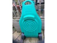 Waste water container for caravan, nothing wrong with it just not needed anymore