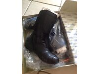 RST motorbike boots worn once size 11