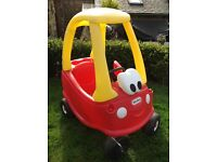 Little Tikes Red Cozy Coupe Toddlers Garden Toy