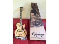 Epiphone Emperor 2 Pro Joe Pass jazz guitar