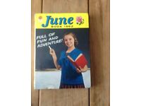June - Girls Annual 1962