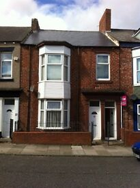 Newly renovated 3 bedroom, first floor flat, Milton Street, South Shields, NE33 4AN
