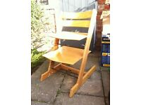 Toddler/Child chair