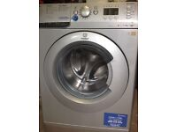 Indesit washer big 8kg load and fast 1600 spin