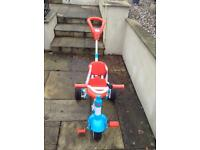 Little tikes learn to pedal 3-1 trike