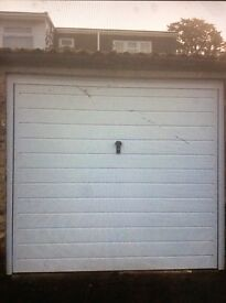 Lockup garage to let in Hayes, UB4 9AW approximately 10 minutes from Heathrow Airport.