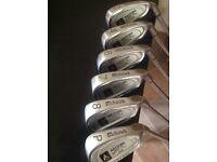 Golf clubs, Mohawk
