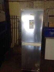 Large fridge freezer axe display Bosch