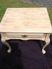 Annie Sloan shabby chic table