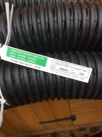 Large Drainage Plastic piping