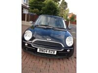 BMW mini One 1.6 black 2004