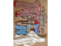 Boy (12-24 months) clothes. About 50 pieces/over 3kgs in weight. Size 70-90cm
