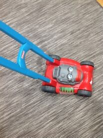 Hasbro Playskool Lawnmower...great working condition