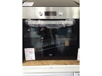 Beko built in single oven 12 month gtee £159