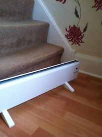 Skirting board Convector Heater, by Glen
