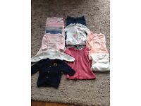 Bundle of baby girls clothes! 0-3 & 3-6 months.