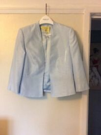 Jacques Vert mother of the bride dress and jacket size 10