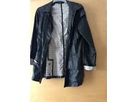 Ladies Wax Babour Jacket - size 8-10