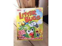 Childrens Litter bugs game by ideal